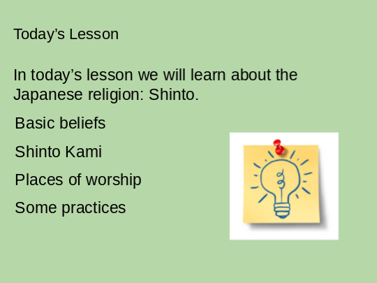 Introduction to Shinto - Eastern Religions