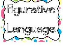 Figurative Language Table: KS3