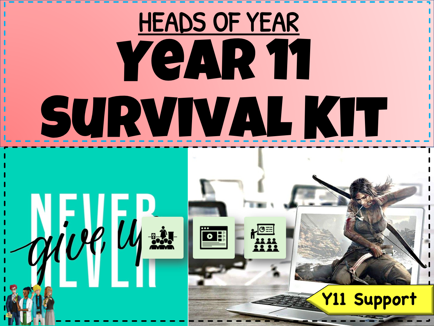 Y11 Survival Kit - Revision and Exam Stress
