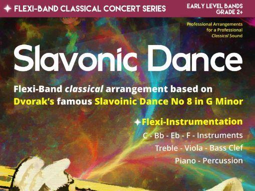 Slavonic Dance No 8 (Flexi-Band)