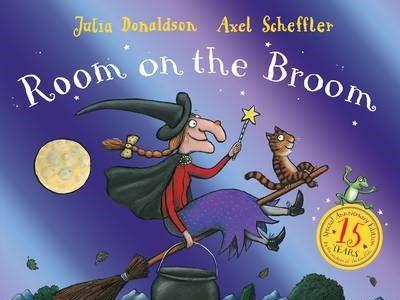KS1 Whole Class Reading - Room on the Broom