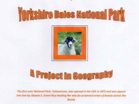 A National Park in the UK (The Yorkshire Dales)