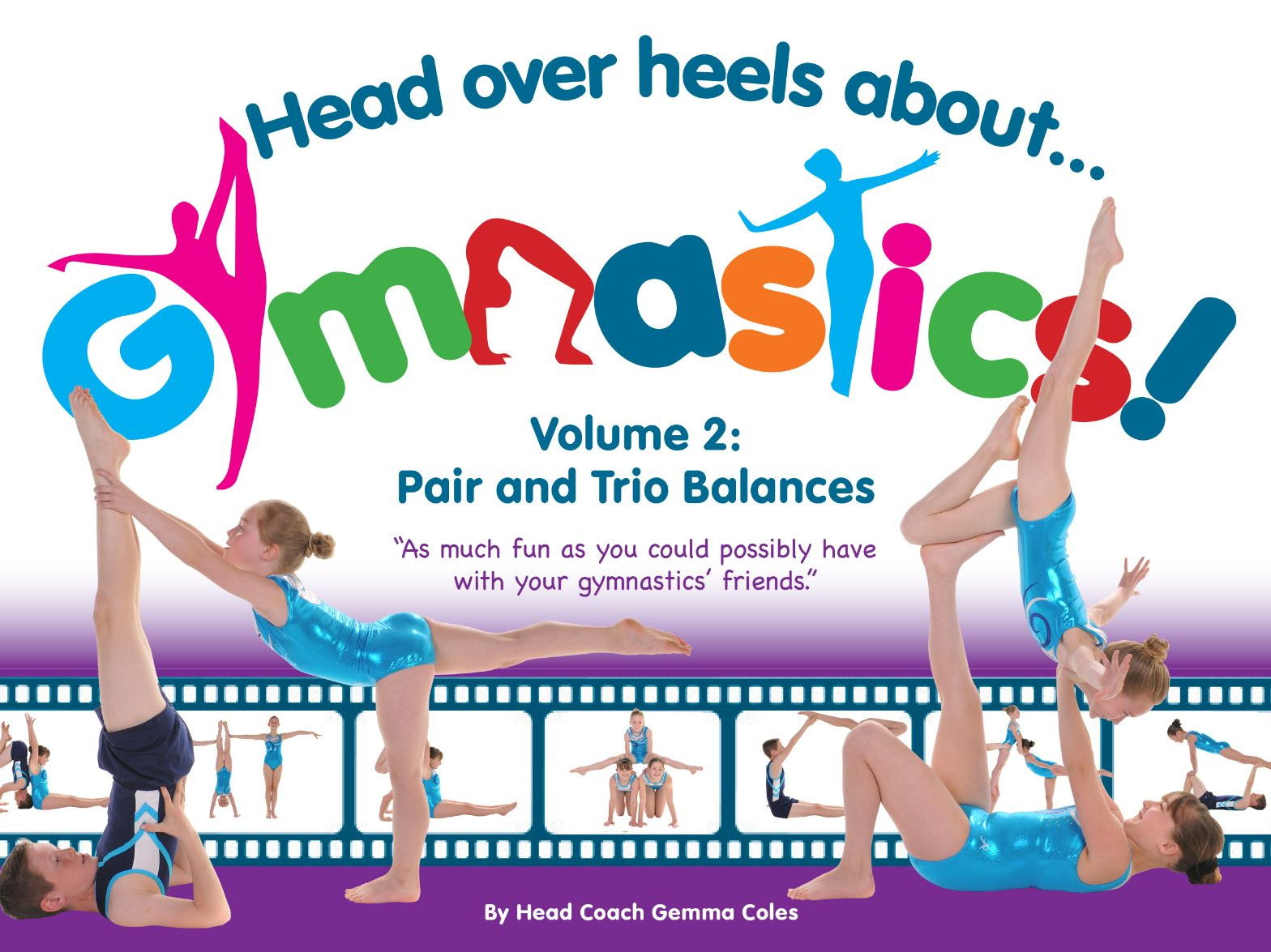 Pair and Trio Gymnastics Balance Bundle