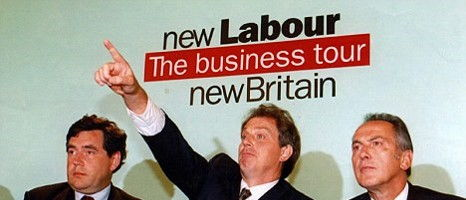 New Labour and Tony Blair 1997 (History and Politics)