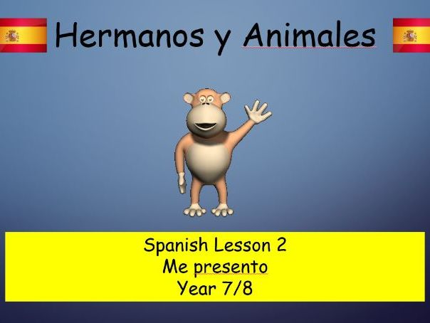 animals/pets and colours - suitable in class or @home