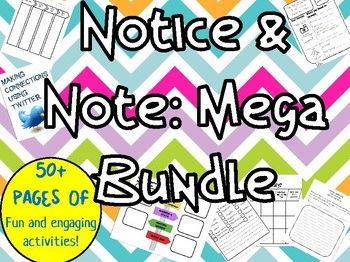 Notice and Note: Nonfiction: MEGA BUNDLE