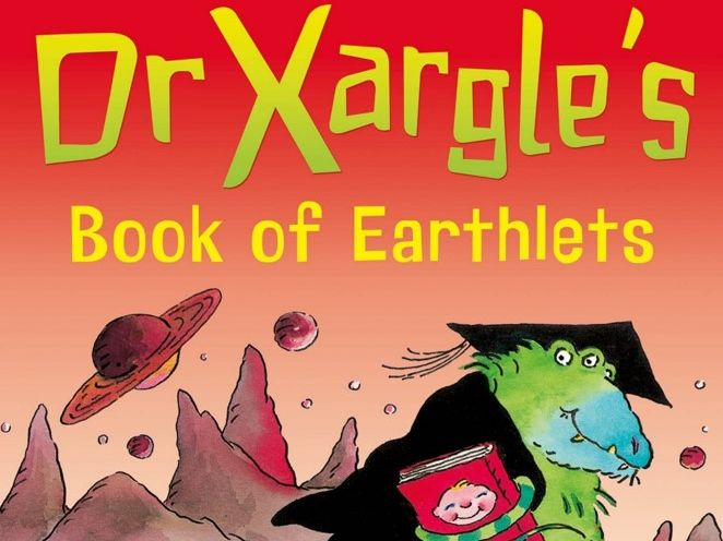 Dr Xargle reading comprehension