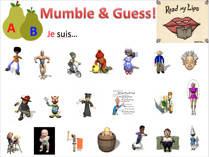 Personality descriptions - Expo 1 Module 2 - lesson and homework task