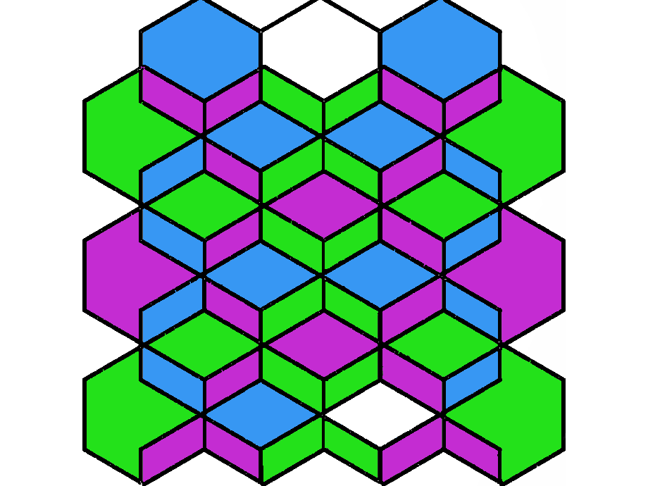 colour by simplifying surds with extension