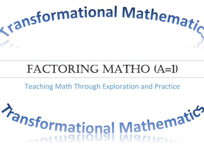 Factoring MATHO