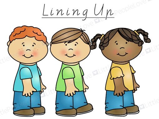 Lining Up Classroom Poster by LittlePeopleLove | Teaching ...