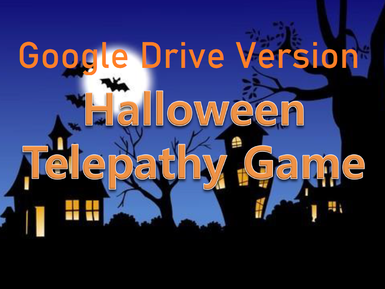 Halloween Number Game Activity - Full Class Game - Grades K-1 - Google Drive