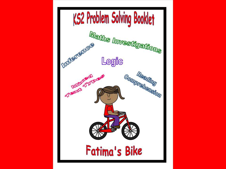 Problem Solving Booklet for KS2
