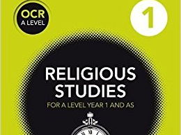 NEW OCR AS/A level developments in Christian thought