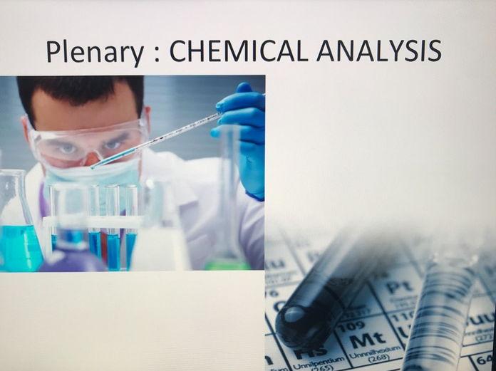 KS4 Chemical Analysis Metal Ion Tests AQA Lesson 1