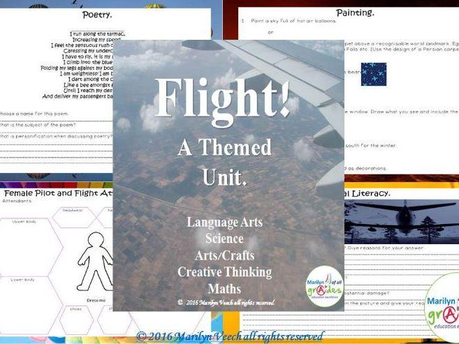 Flight - Themed Unit of Work.