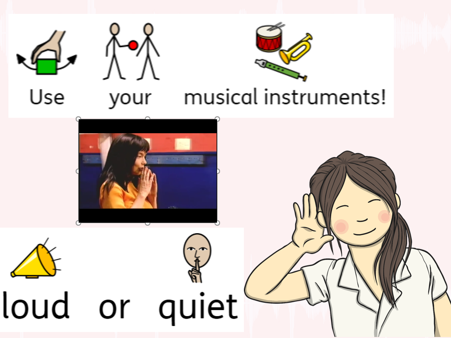 Sound 3 Lesson pack, activities, sound BINGO with sounds in mp3, SLD/MLD
