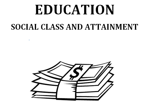 SOCIAL CLASS DIFFERENCES IN EDUCATION [10 LESSONS!] - AQA AS SOCIOLOGY