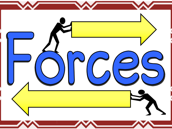 Forces - Full scheme of work