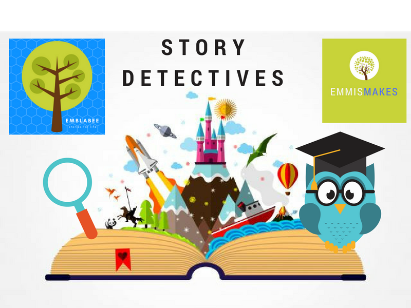 Reading comprehension: Story Detectives - Embla the Bunny