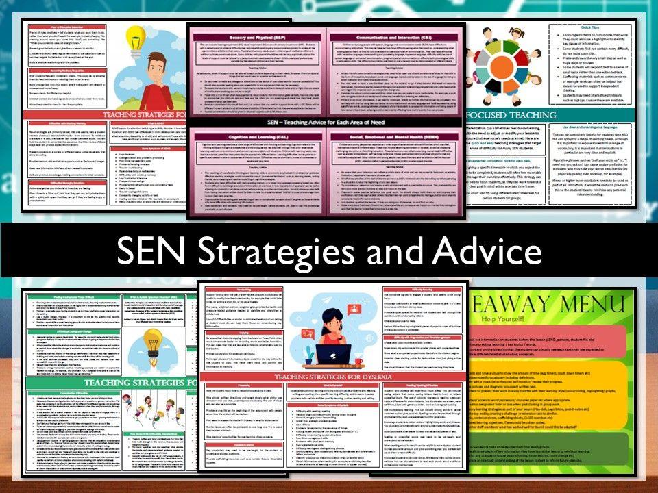 SEN Strategies and Advice