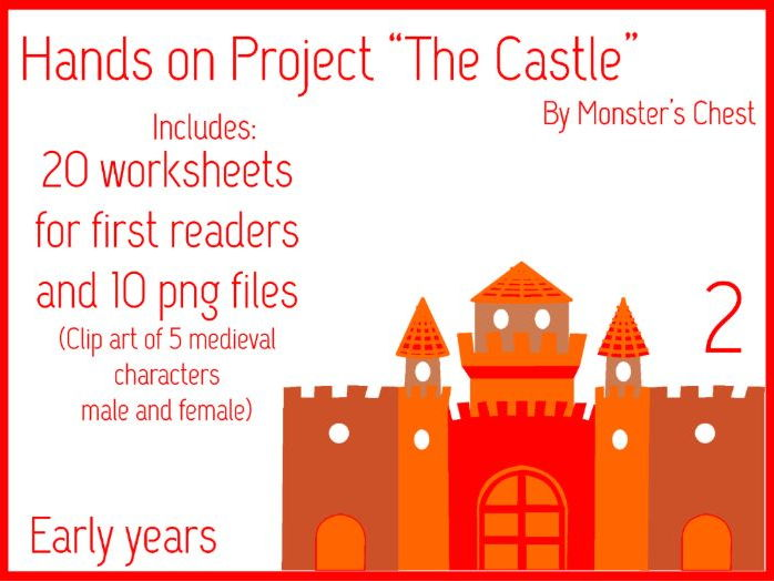 "Hands on project ""The castle"" 2"