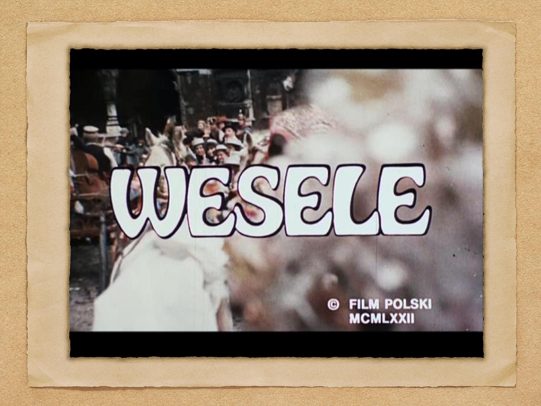 """A-level Polish """"Wesele"""" Wajda Wyspiański"""