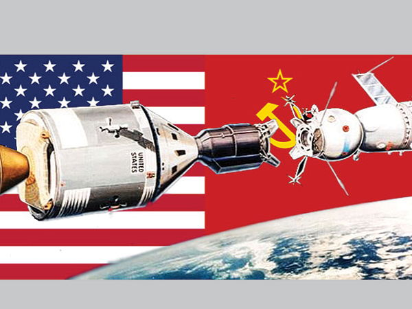 The History Of Space Travel: The Space race