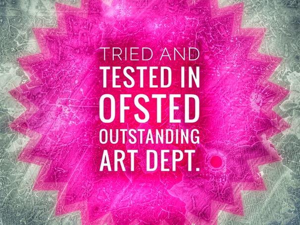 A checklist of duties for an Art Technician
