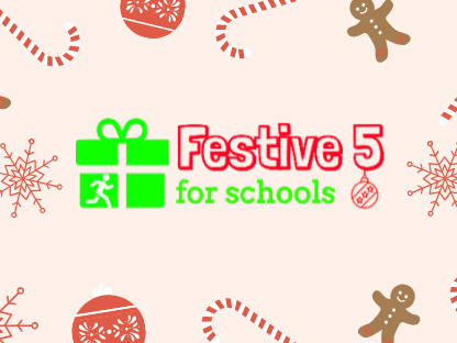 FREE Festive 5 for Schools this Christmas