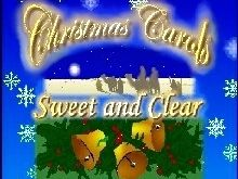 """Christmas Carols Sweet and Clear"" CD Album"