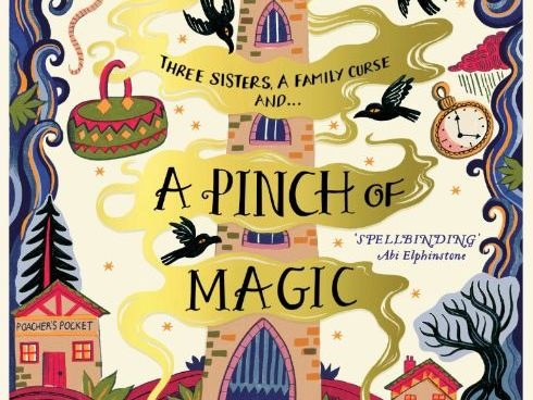 A Pinch of Magic by Michelle Harrison Activity Pack