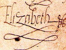 Images of Queen Elizabeth I, 1558 - 1603