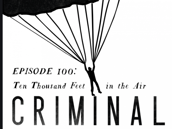 Listening Practice - This Is Criminal (ten-thousand feet in the air)
