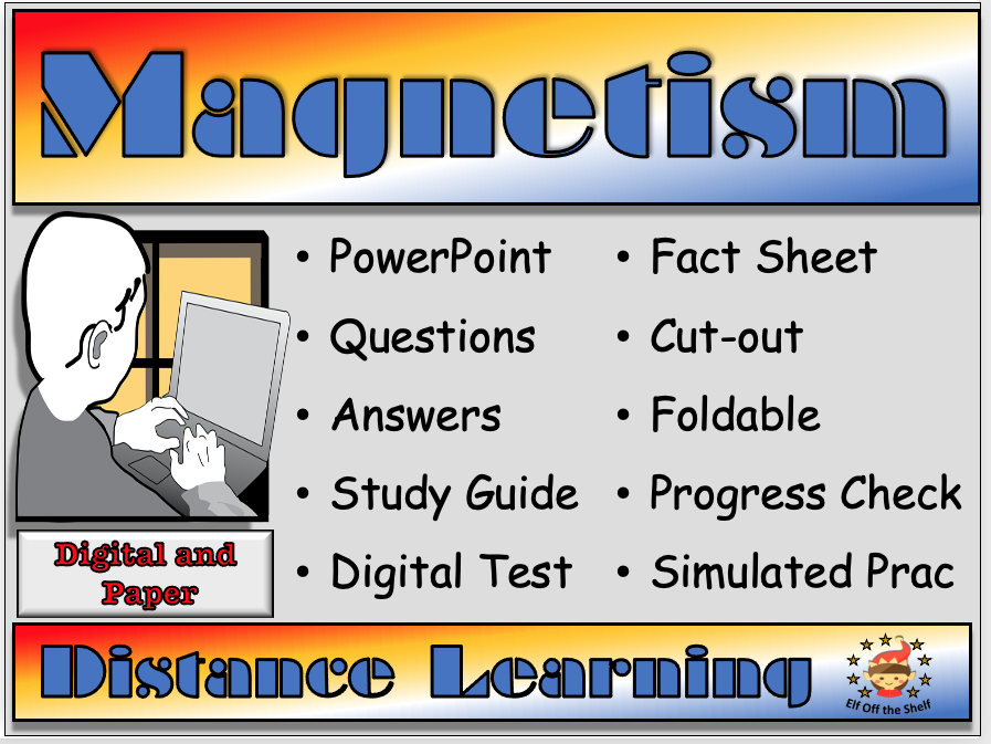 Magnetism - Magnets and Electromagnets Explained - Distance Learning and Homeschool for KS3