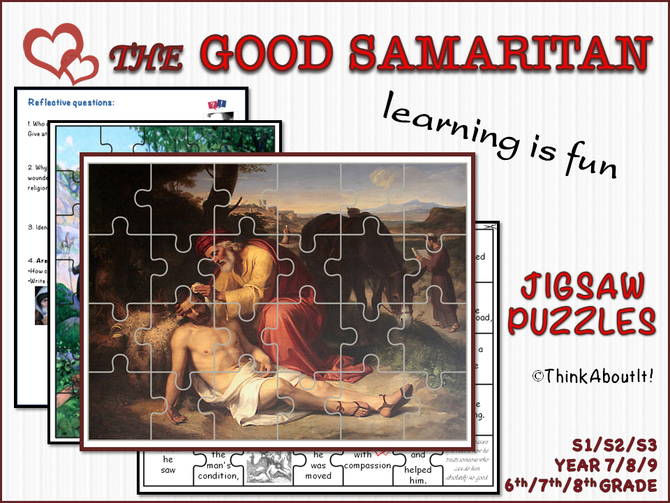The Good Samaritan Puzzles