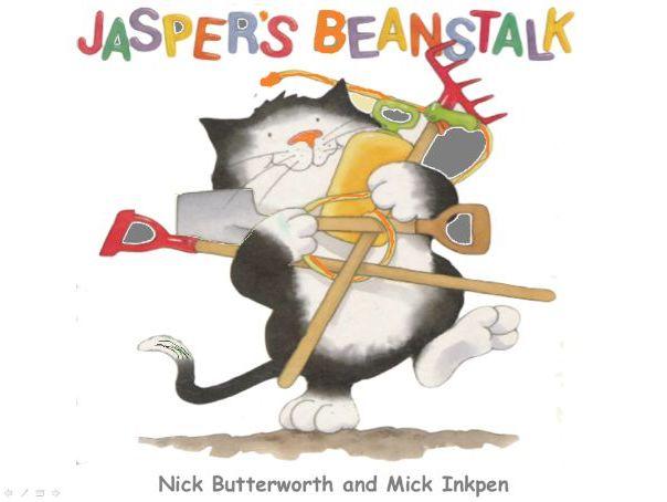 Sensory Story Jasper's Beanstalk PMLD KS1/2