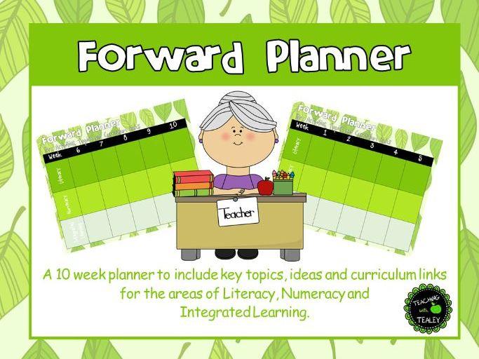 Forward Planner