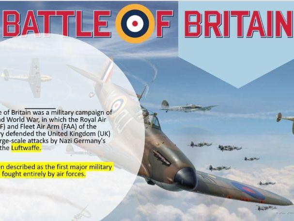 World War Two/World War one: Unit.