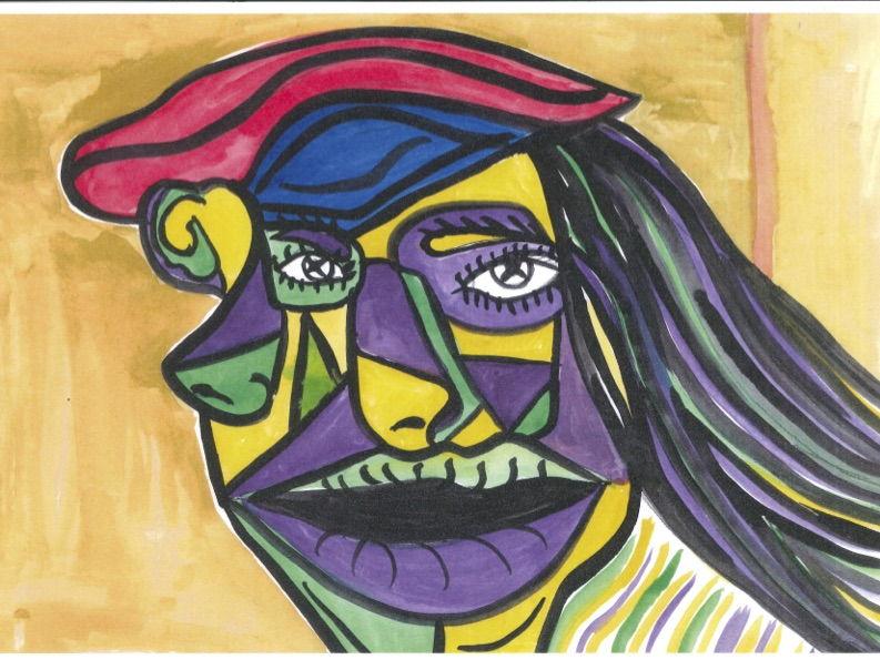 Cubism & portraiture
