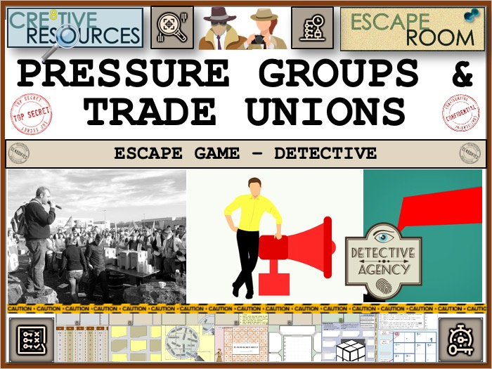 Pressure Groups, Trade Unions and Political parties