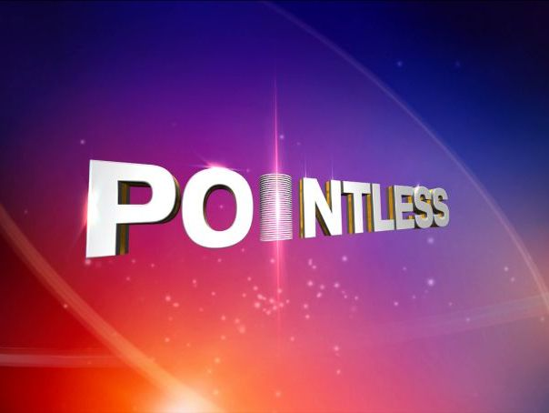 "English ""Pointless"" Quiz!"