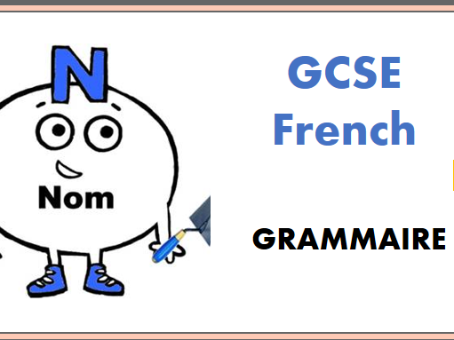 Nouns_French A/AS Level