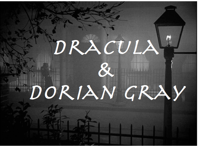 Dorian Gray and Dracula essay plans