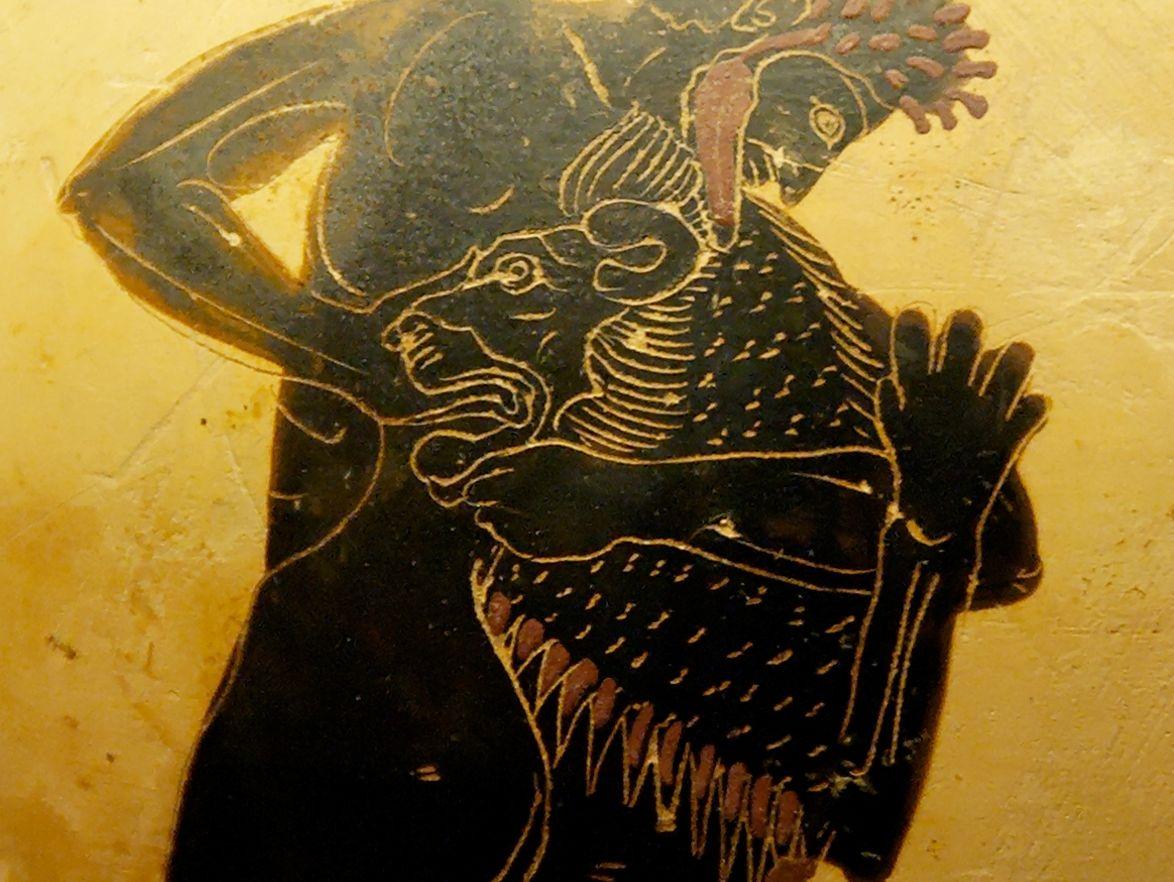 Ancient Greek Heroes and Heroines