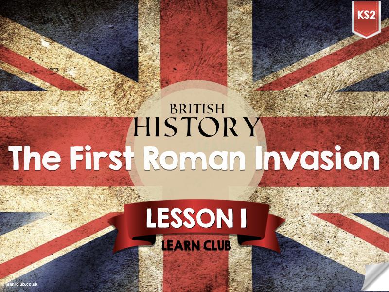 KS2 British History Lesson 1