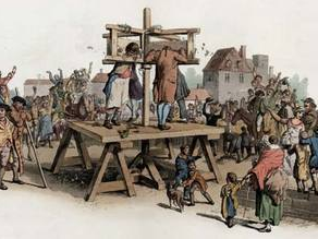 Medieval Crime and punishments