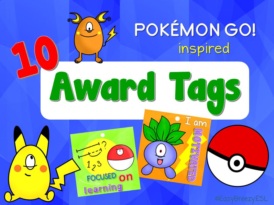 Award Tags