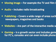 Revision-Media Spellings