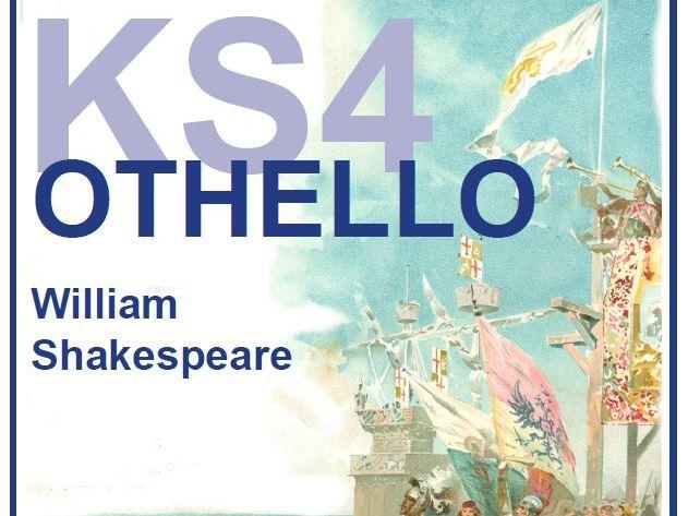 KS4 Othello Scheme of Work